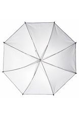 Caruba Caruba Paraplu Wit/Zwart 83cm