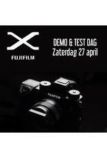 Fujifilm Fuji Demo Dag - Zat 27 april '19