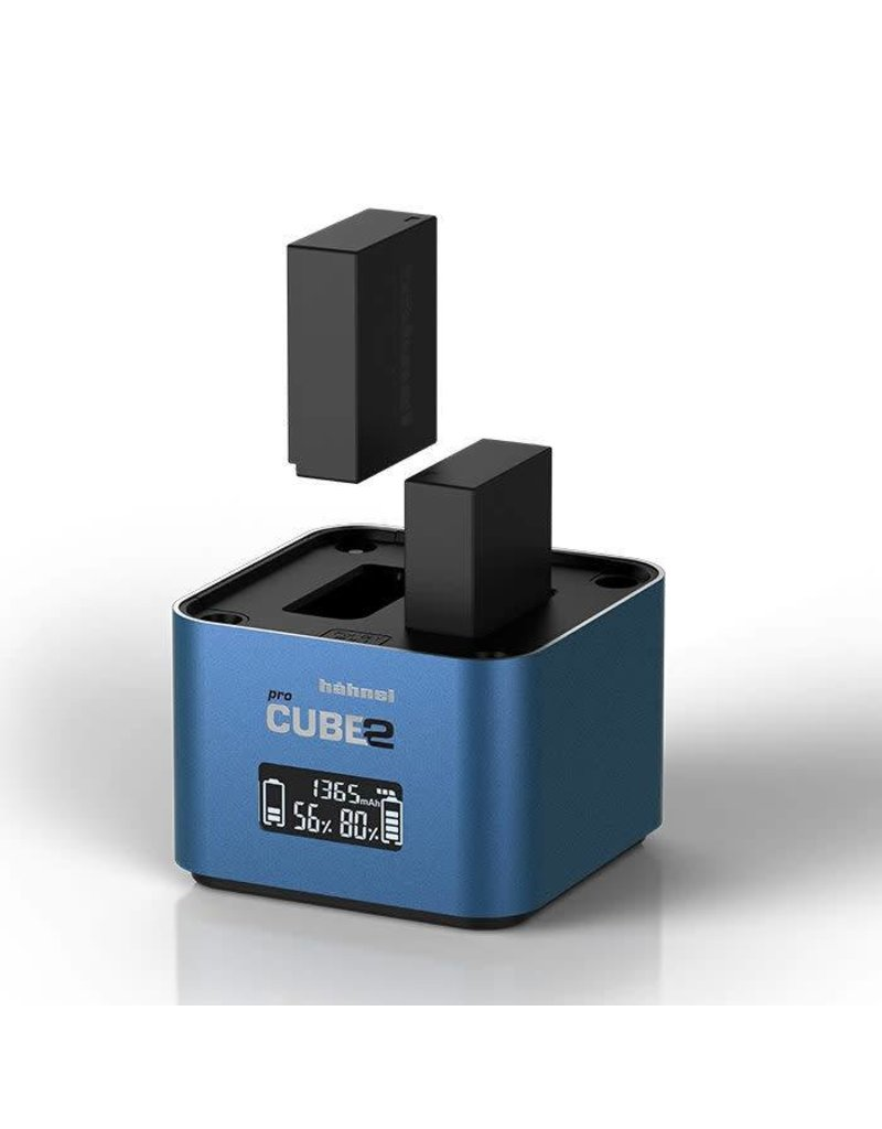 Hahnel Hahnel ProCube2 Twin charger Fuji/Panasonic