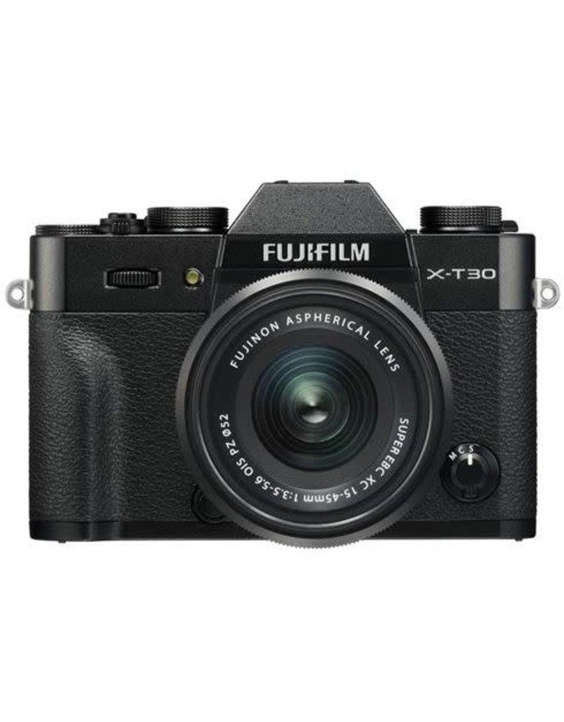 Fujifilm Fujifilm X-T30 kit XC15-45 Black