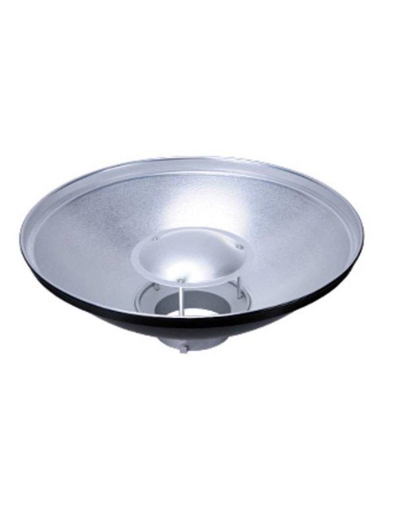 Godox Godox BDR-S420 Beauty Dish Reflector Silver 42cm