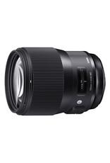 Sigma Sigma 135mm F1.8 DG HSM Art Canon