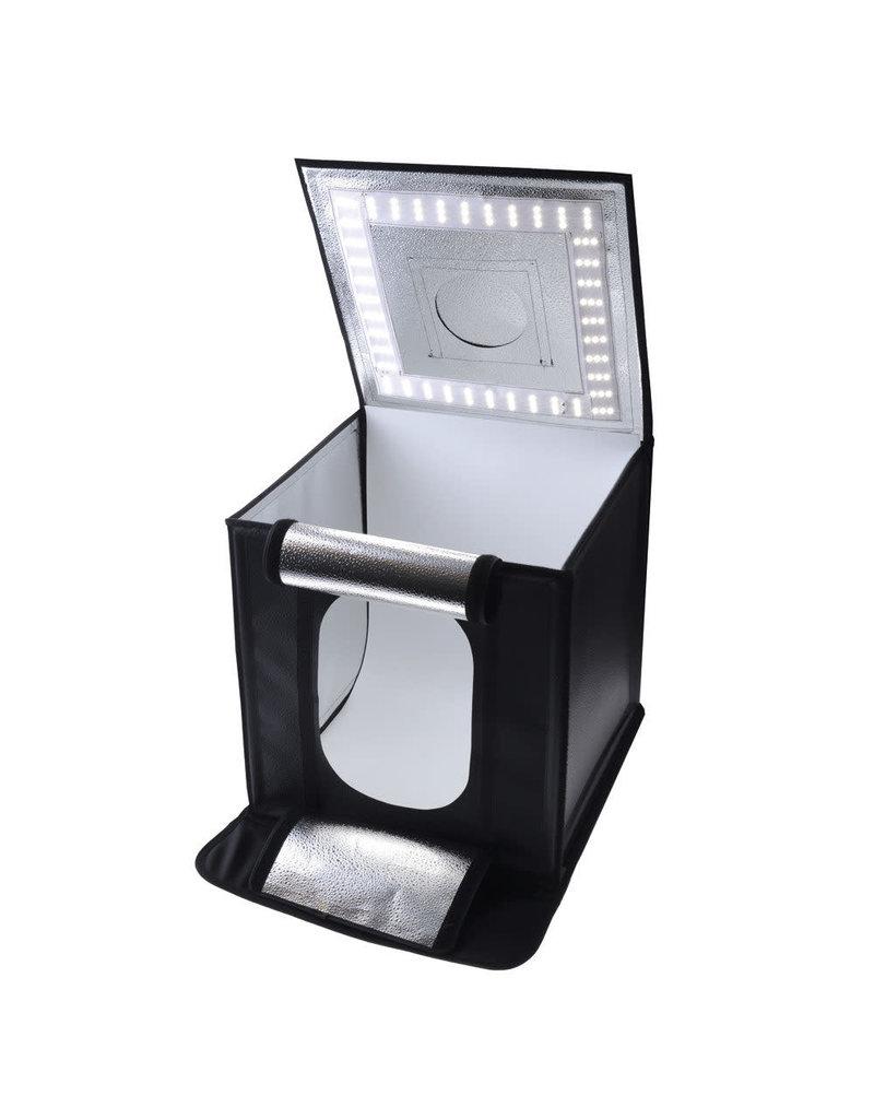 Caruba Caruba Portable Photocube LED 70x70x70cm Dimbaar