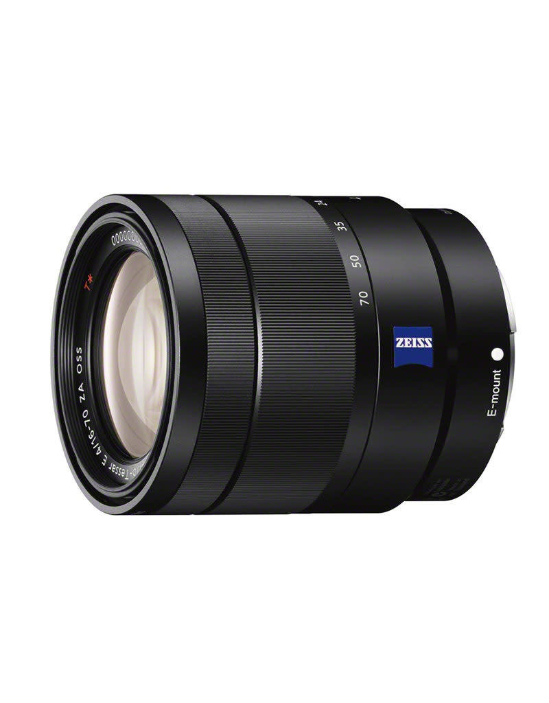 Sony Sony NEX 16-70mm f/4.0 Carl Zeiss T* ZA OSS