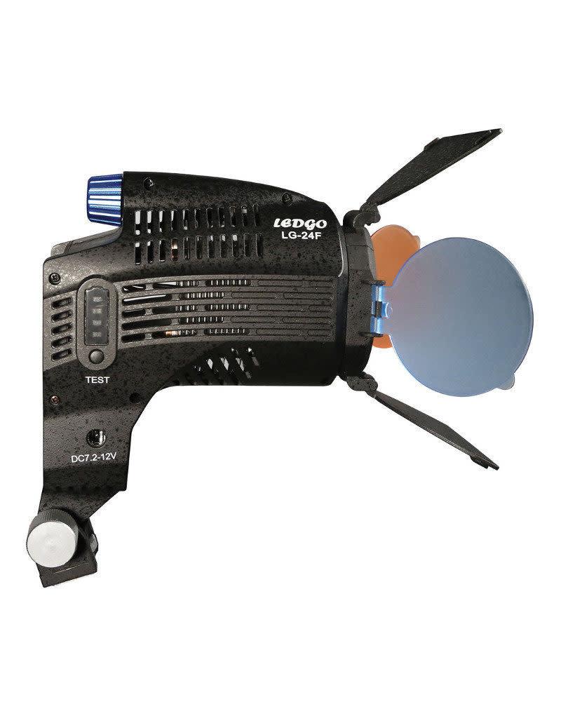 Ledgo Ledgo LG-24F On Camera LED-lamp Fresnel