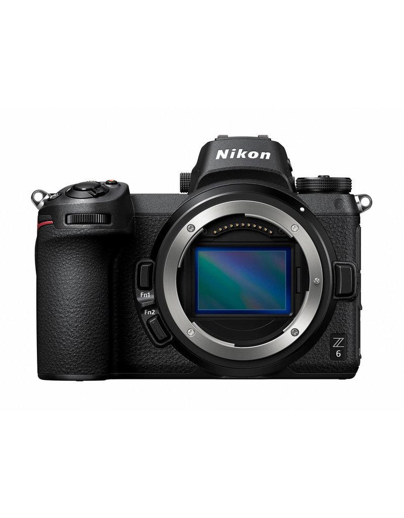 Nikon Nikon Z6 Body + GRATIS XQD64GB
