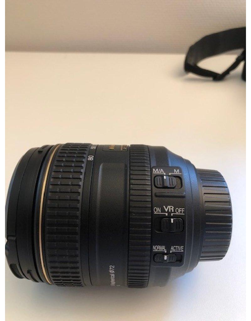 Nikon 2dehands Nikon AF-S 16-80 2.8-4 VR