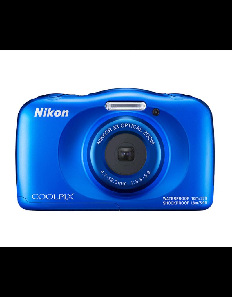 Nikon Nikon Coolpix W150 Blue Backpack kit