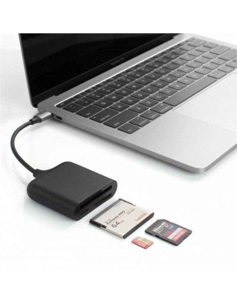 Hyper Hyper USB-C Pro card reader