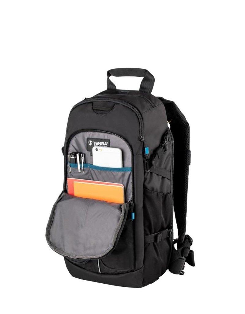 Tenba Tenba Shootout II 16L DSLR Backpack Black - 632-412