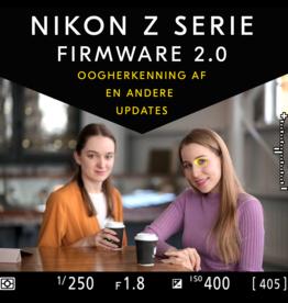 Nikon Nikon Z Firmware 2.0