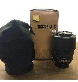 Nikon 2dehands Nikon AF-S DX VR 55-200