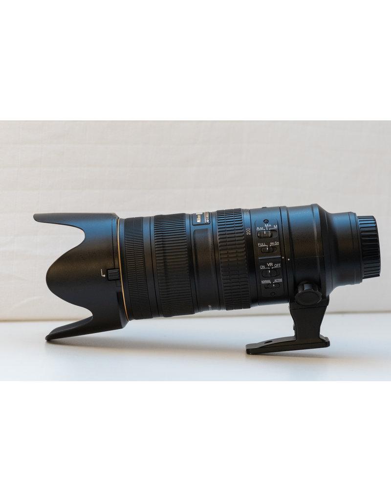 2dehands Nikon AF-S 70-200mm/F2.8G ED VR II