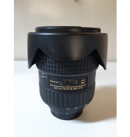 Tokina 2dehands Tokina 24-70 2.8 voor Nikon