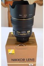 Nikon 2dehands Nikon AF-S 35mm 1.4G