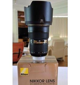 Nikon 2dehands Nikon AF-S 24-70 2.8G ED