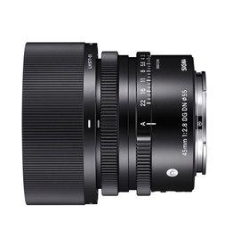 Sigma Sigma 45mm f/2.8 DG DN Contemporary Sony