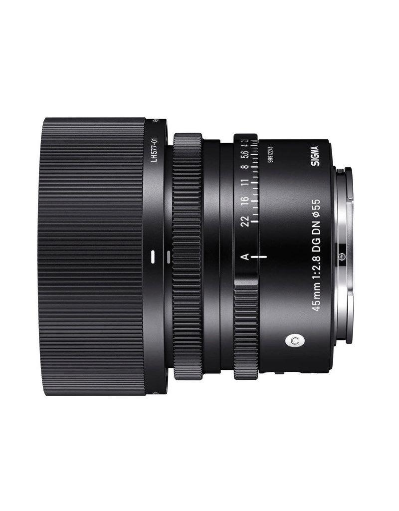 Sigma Sigma 45mm f/2.8 DG DN Contemporary Sony E-mount
