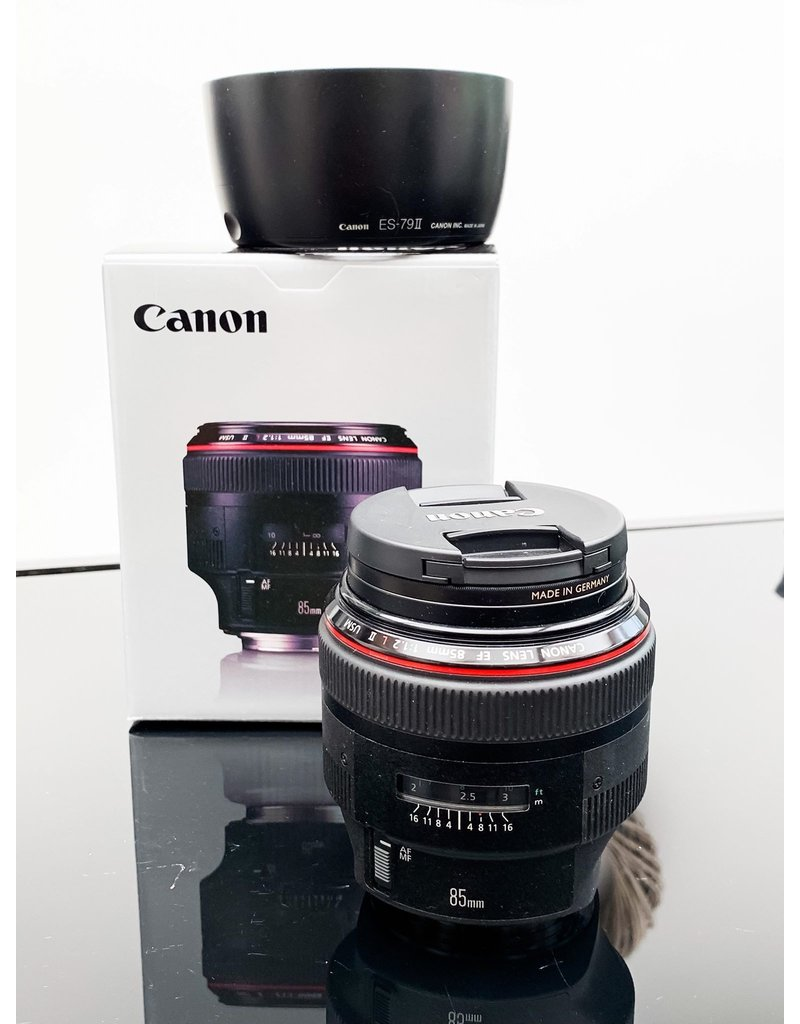 Canon 2dehands Canon EF 85mm 1.2 L II USM
