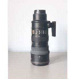 Nikon 2dehands Nikon 70-200 2.8 VR