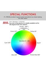Sunwayfoto Sunwayfoto FL-70RGB RGB ledlamp
