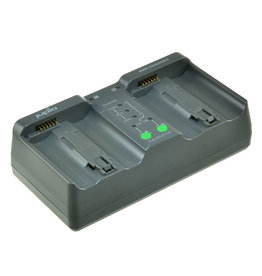 Jupio Jupio Pro Charger for EN-EL4A / EN-EL18A / LP-E4N - UK/EU