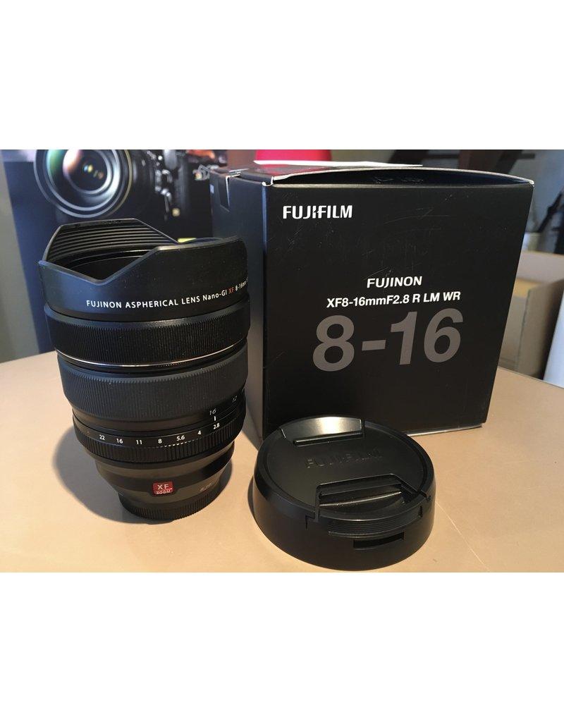 Fujifilm 2dehands Fujifilm XF8-16mm 2.8 R LM WR