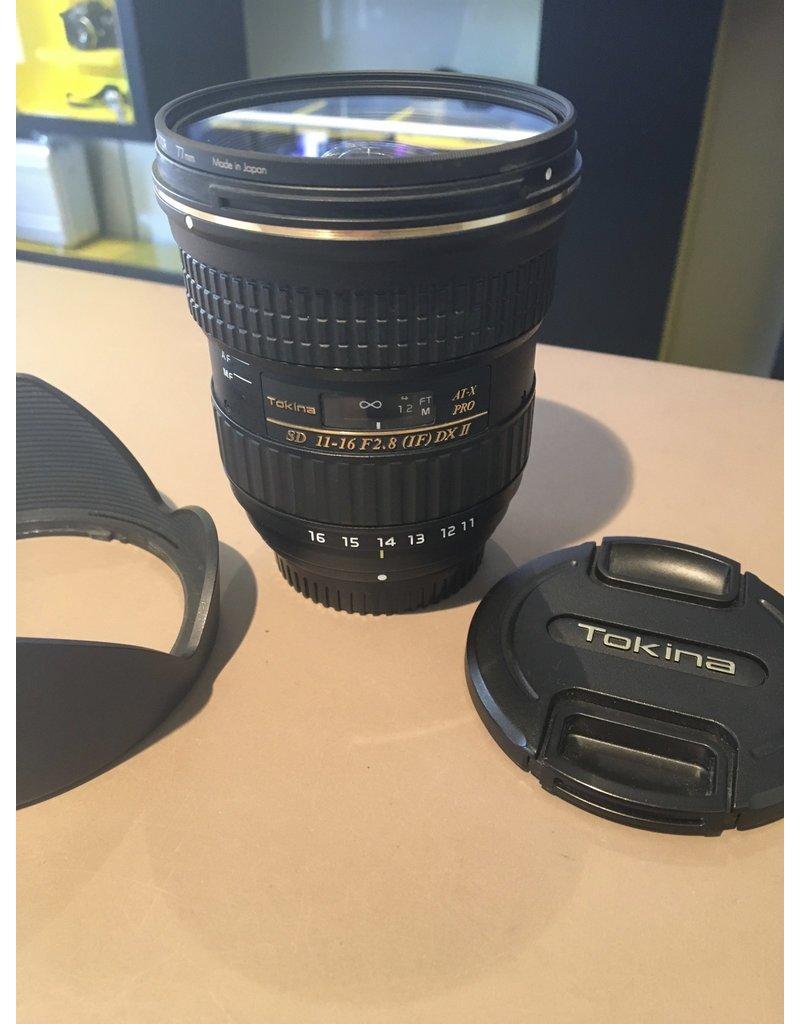 Tokina 2dehands Tokina AF-X PRO SD 11-16 f2,8 DXII