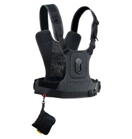 Cotton Carrier Cotton Carrier Camera Vest G3 voor 1 camera
