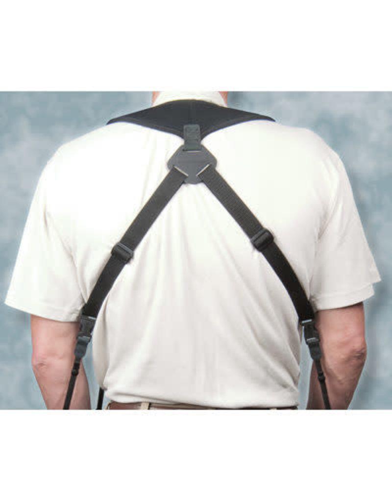 Op/Tech Op/Tech Dual Harness Strap Regular Black