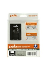 Jupio Jupio Kit 2x Battery Sony NP-BX1 + Compact USB Dual Charger