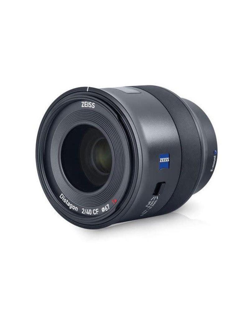 Zeiss Zeiss Batis 40mm f/2.0 CF Sony FE