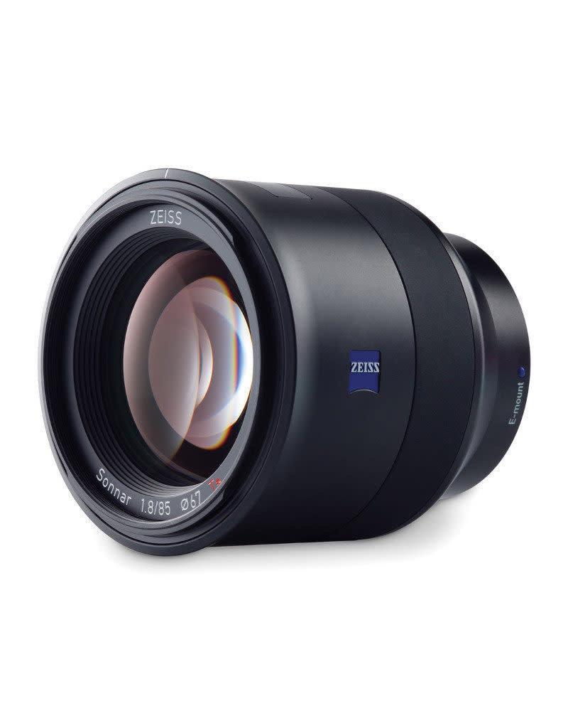 Zeiss Zeiss Batis 85mm f/1.8 Sony FE