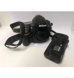 Nikon 2dehands Nikon D810 + MB-D12