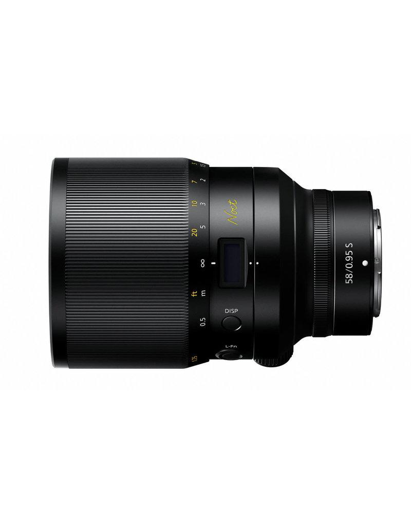 Nikon Nikon Z 58mm f/0.95 Noct