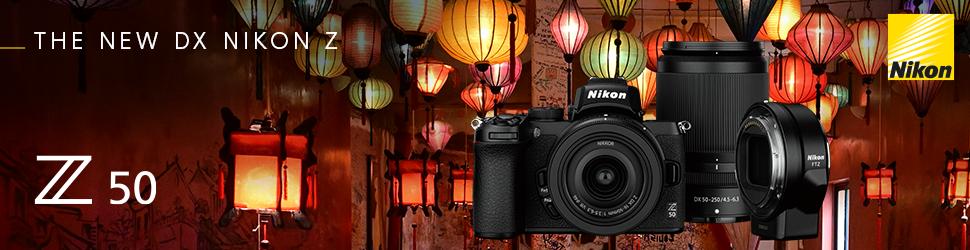 Nikon Z50 Pre-order korting