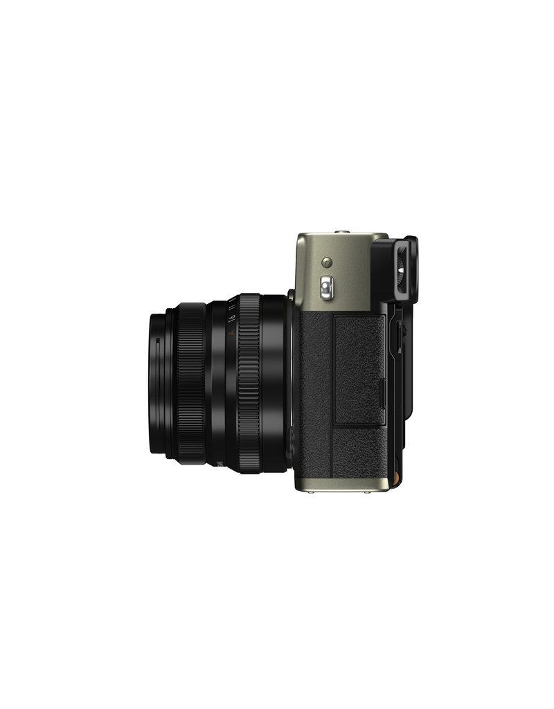 Fujifilm Fujifilm X-PRO3 DURATECT SILVER