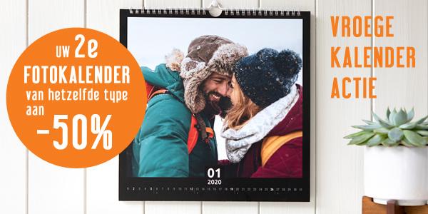 Spector fotokalenders