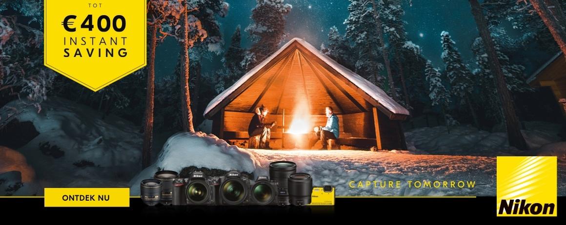 Nikon Instant Saving