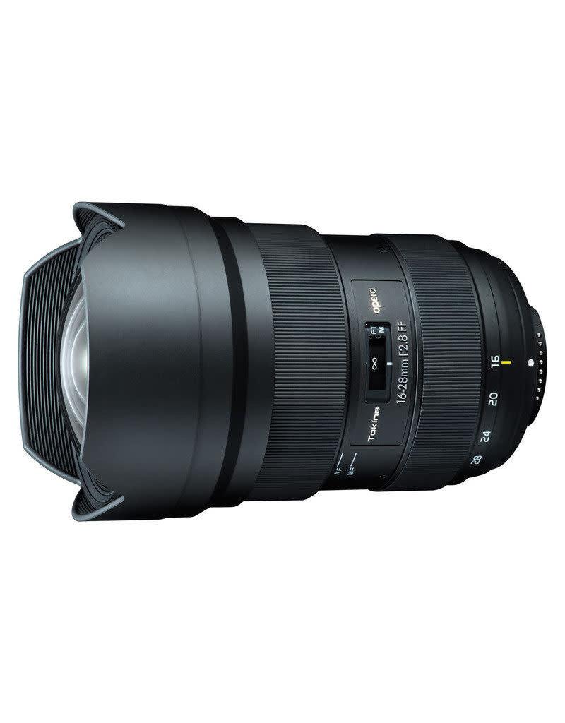 Tokina Tokina Opera 16-28mm F/2.8 FF Nikon F
