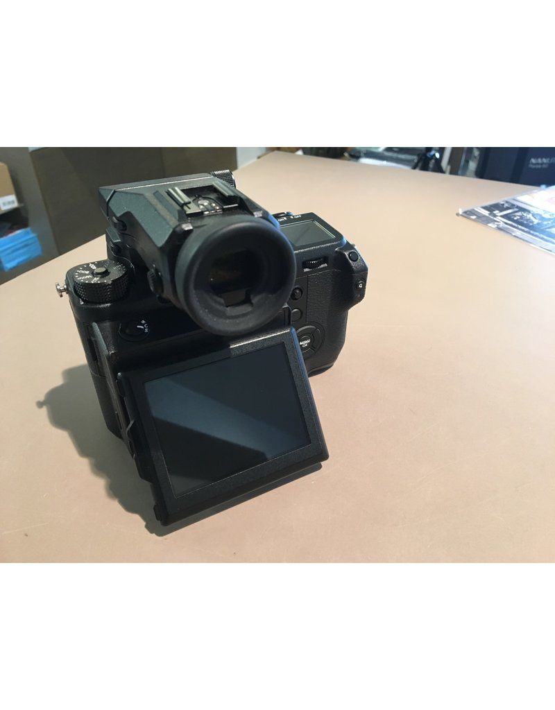Fujifilm 2dehands Fujifilm GFX50s + Tilt Adapter