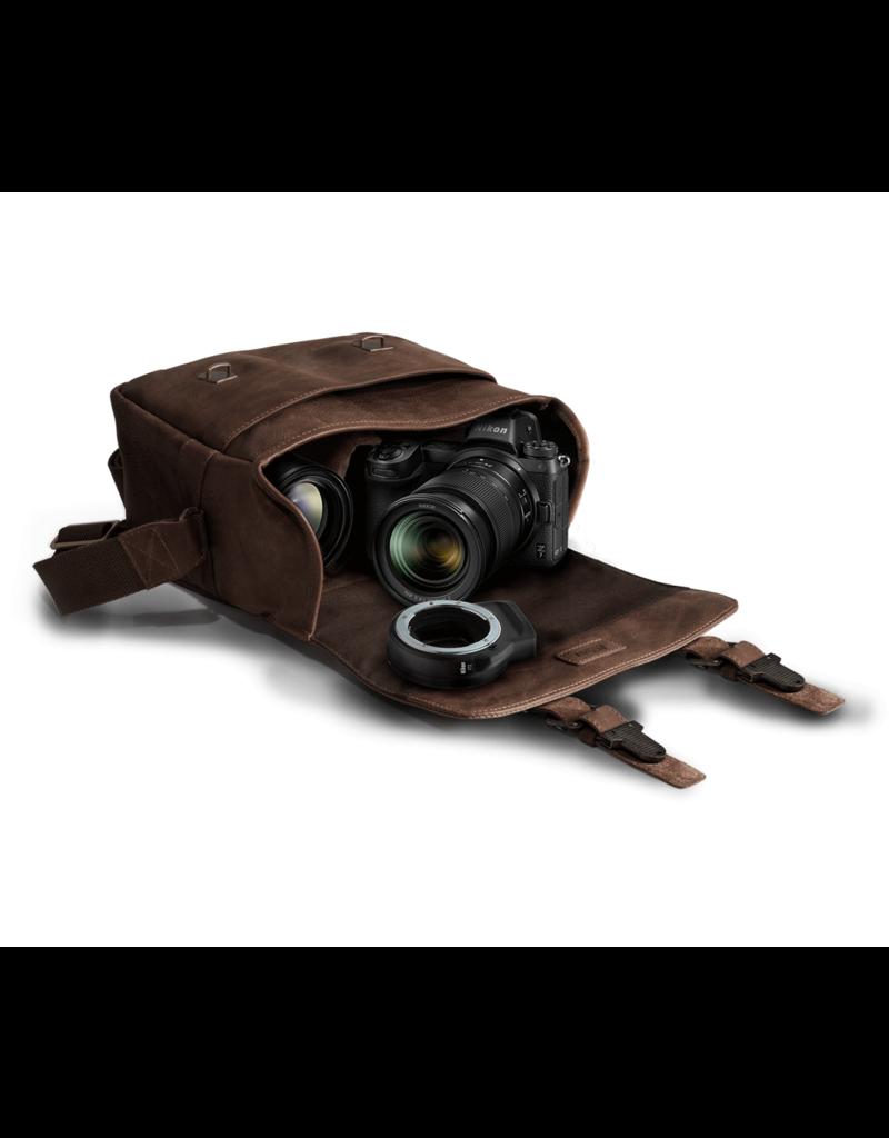 Nikon Nikon leren schoudertas CS-P14