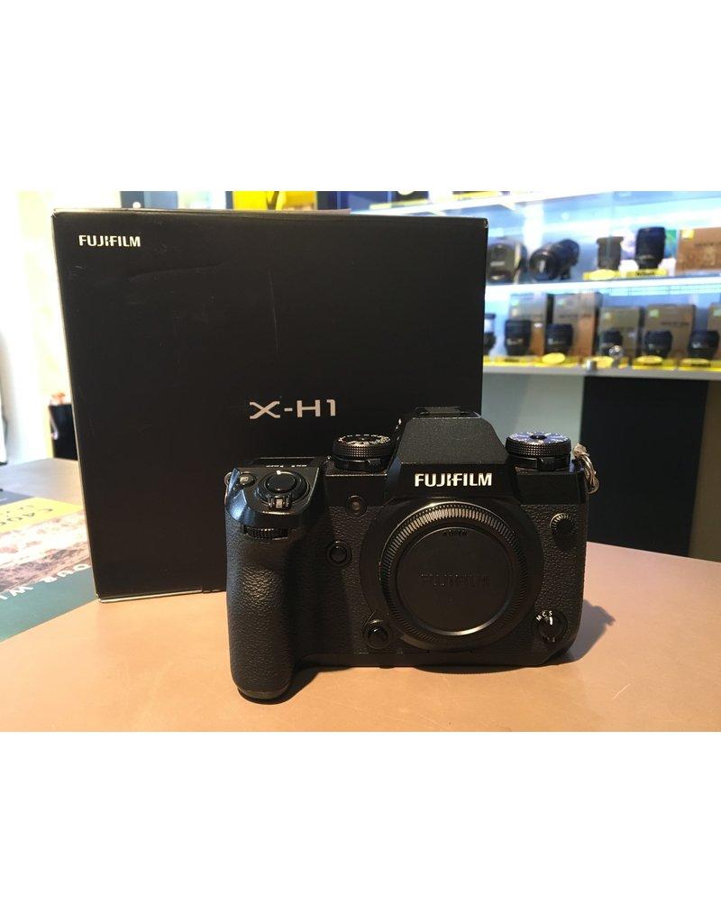 Fujifilm 2dehands Fujifilm X-H1 body