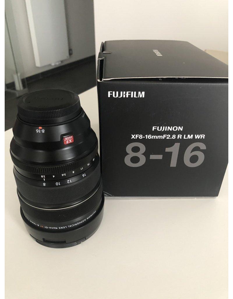 Fujifilm 2dehands Fujifilm XF8-16 f/2.8