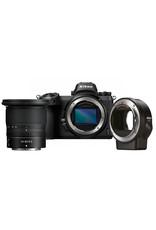 Nikon Nikon Z6 + 14-30mm f4 + FTZ Adapter KIT