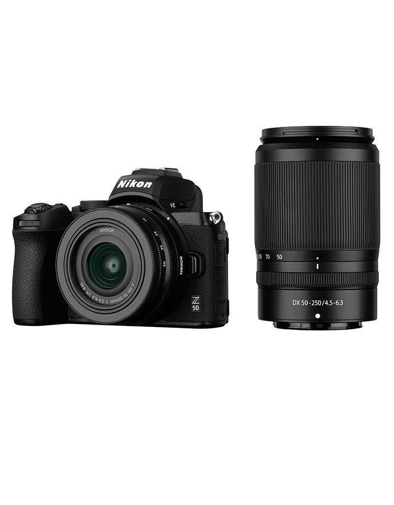 Nikon Nikon Z50 + Z DX 16-50mm + Z DX 50-250mm