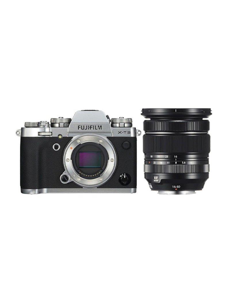 Fujifilm Fujifilm X-T3 + XF16-80 Silver
