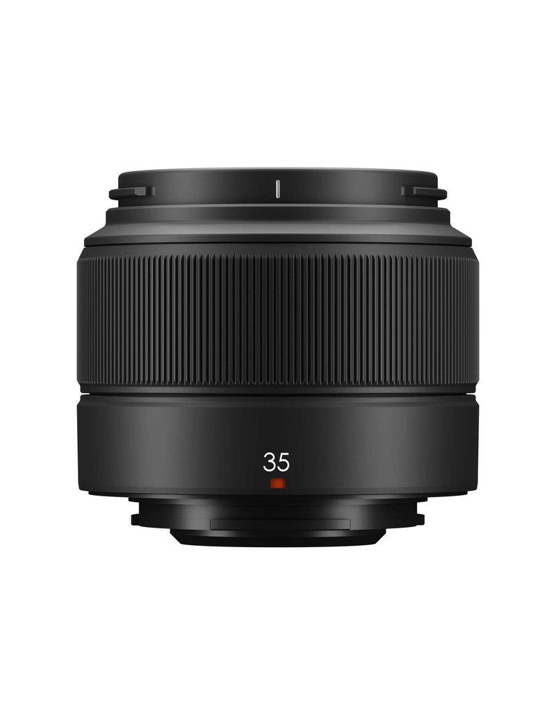 Fujifilm Fujifilm XC35mm F2.0 Black