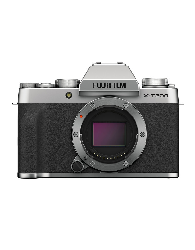 Fujifilm Fujifilm X-T200 Silver + XC15-45mm