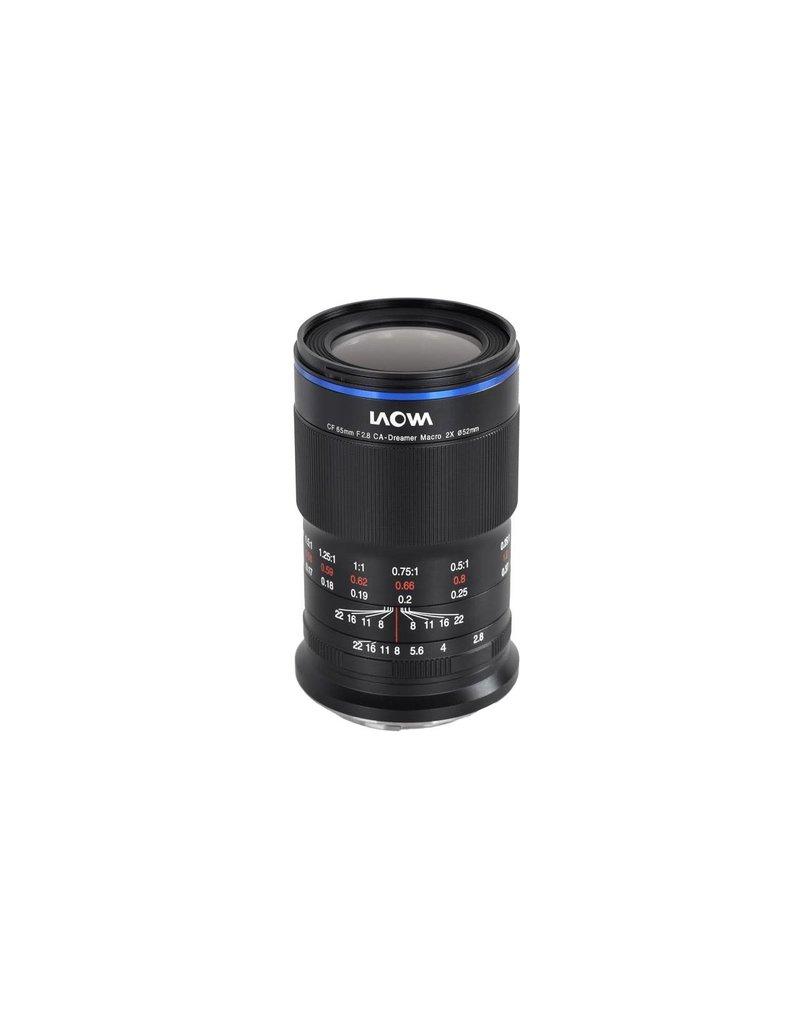Laowa Venus LAOWA 65mm f/2.8 2X Ultra Macro voor Sony E